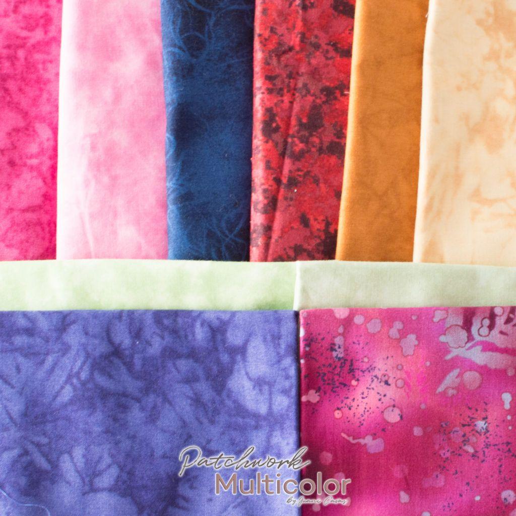 telas de patchwork