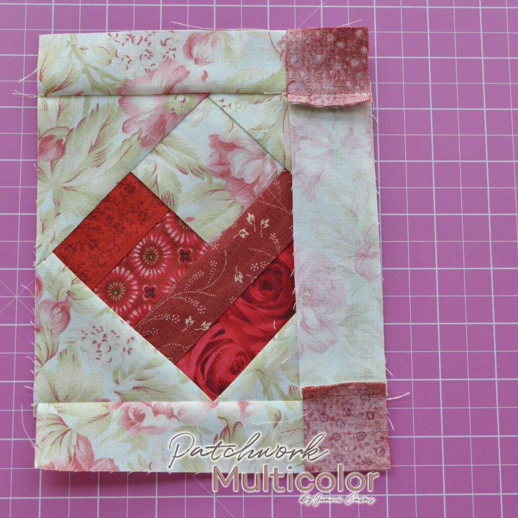 fussy cut patchwork