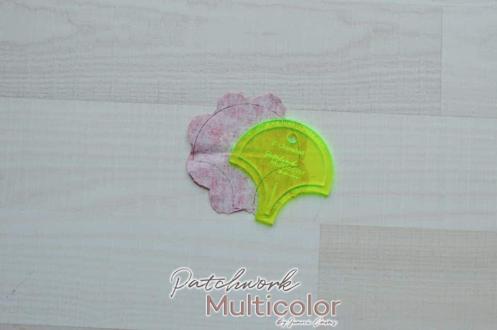 tutorial clamshell de patchwork
