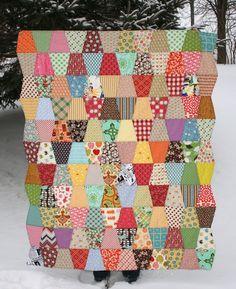colcha patchwork quilt