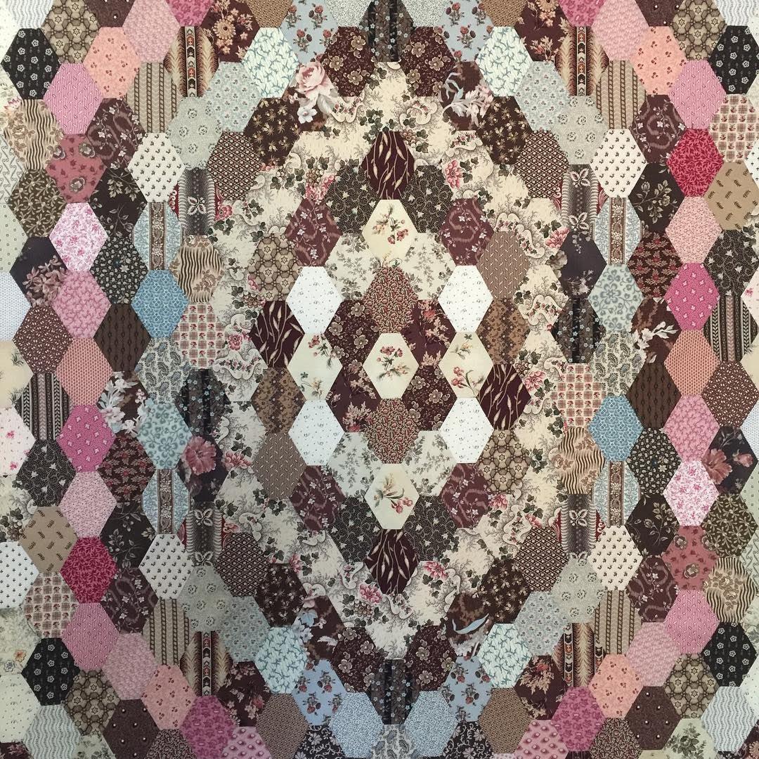 colcha de patchwork quilt