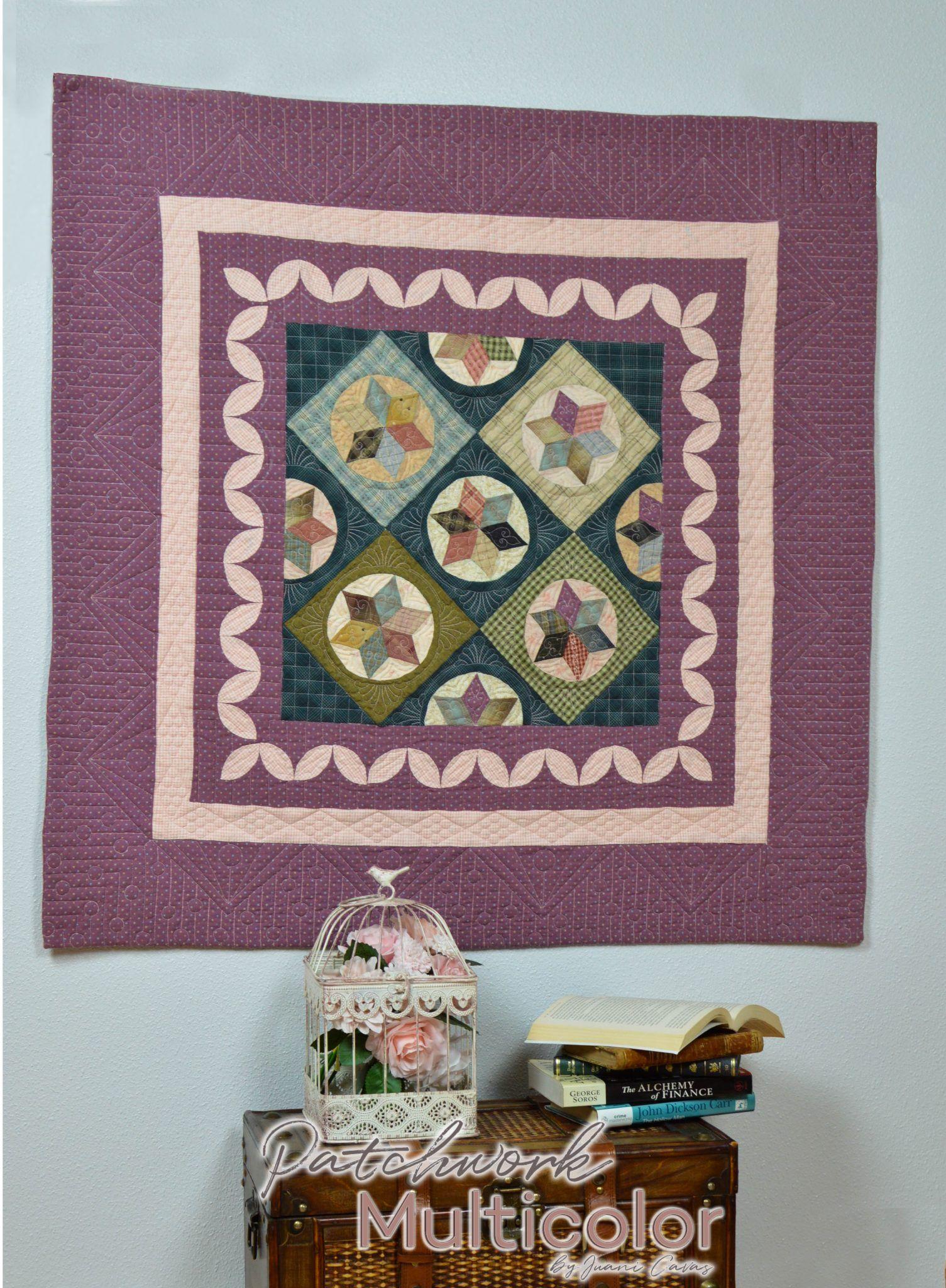 paper piecing quilt