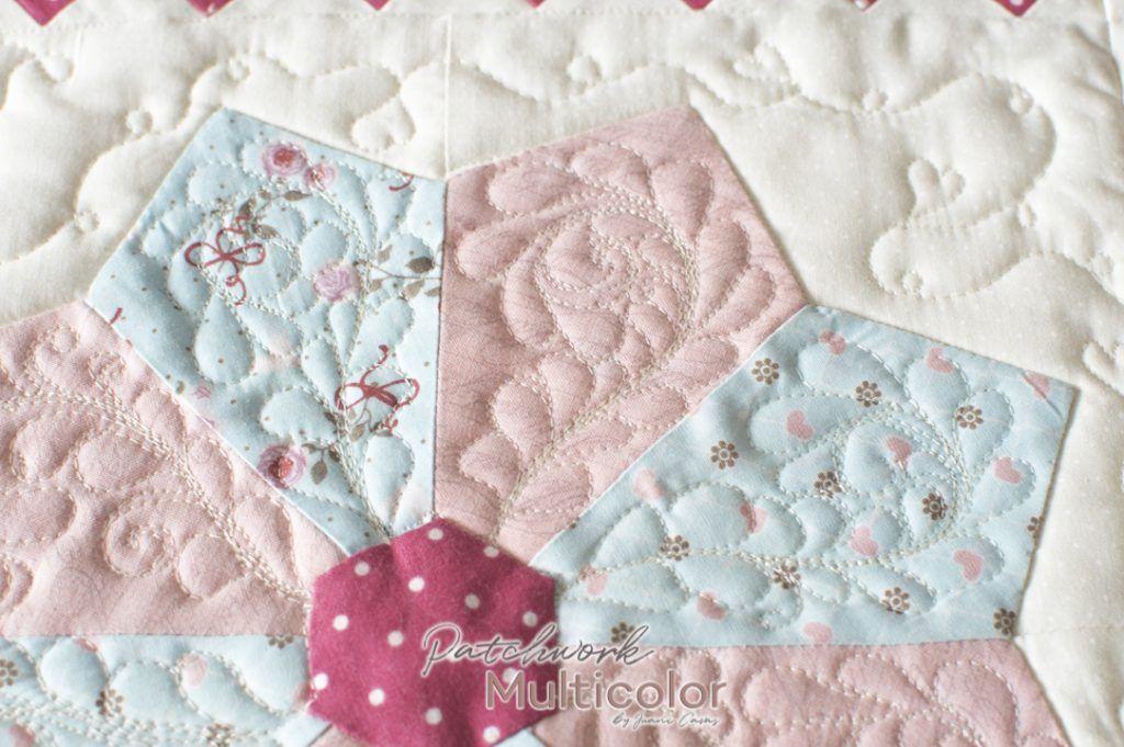 acolchado cojín patchwork