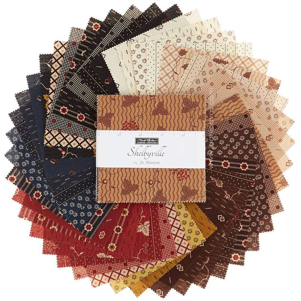 Shelbyville Charm Pack Moda Fabrics