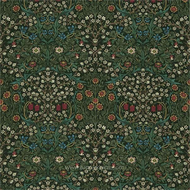 tela William Morris Blackthorn