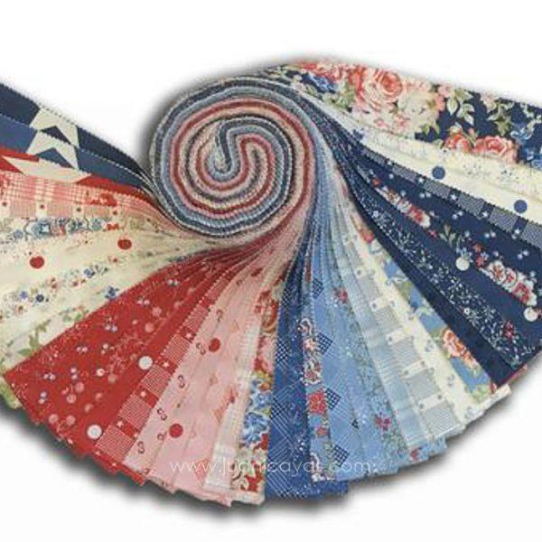 Mackinac Island precortados moda fabrics-5
