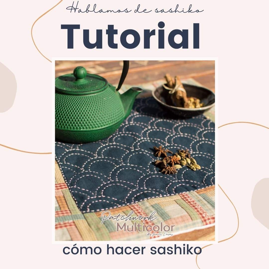 tutorial sashiko
