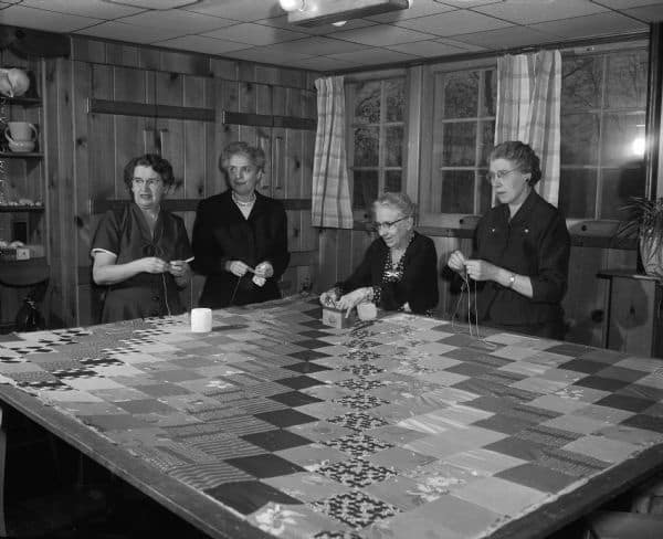 historia del patchwork